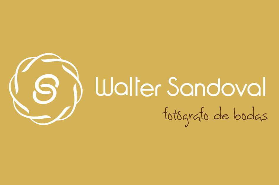 logo walter sandoval fotografo de bodas