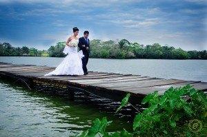 bodas en eco resort colpacaranda