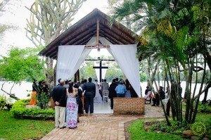 Iglesia Sagrada Familia Colpacaranda boda