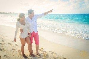 Fotos de preboda en Hotel Barcelo Punta Cana