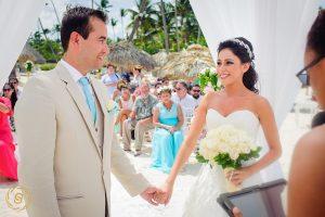 Wedding photographer punta cana